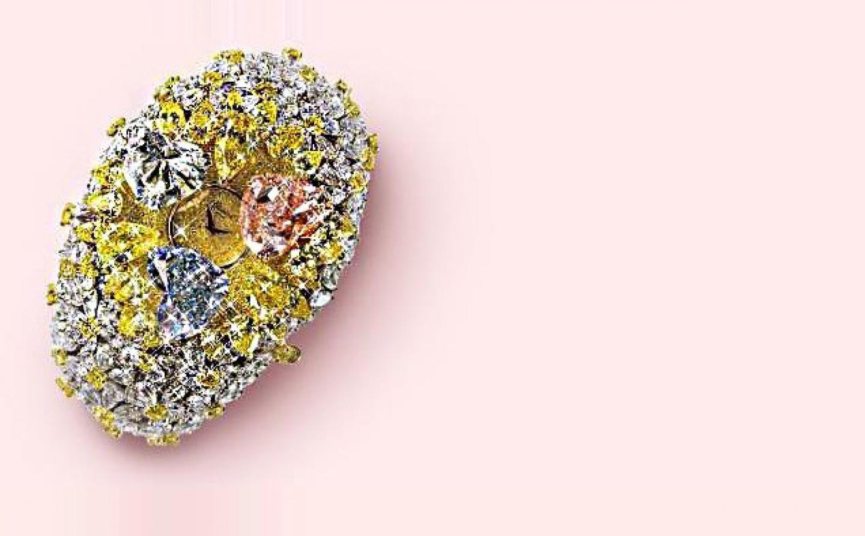 Chopard 201 carat watch