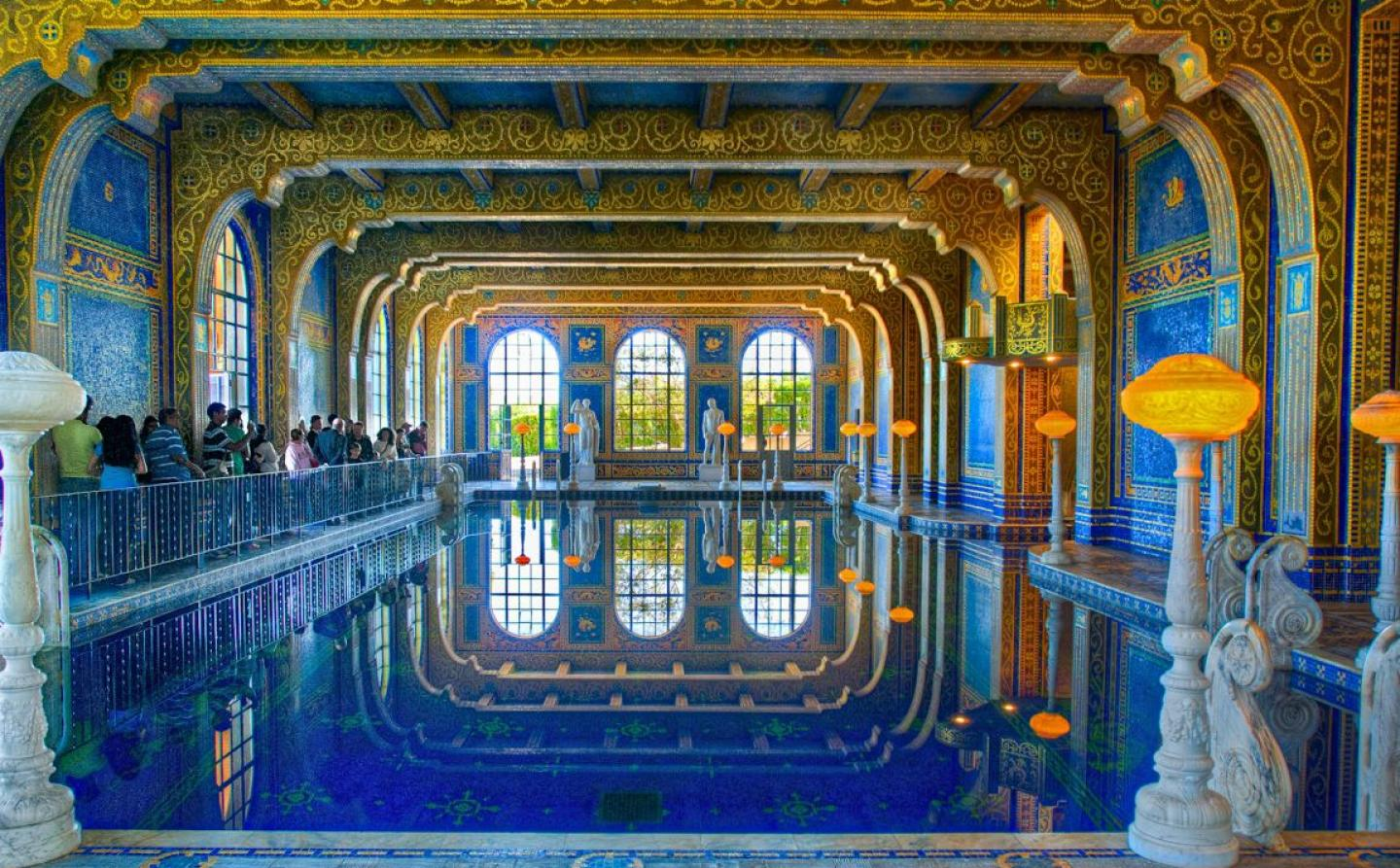 Hearst Castle The World 39 S Biggest Property