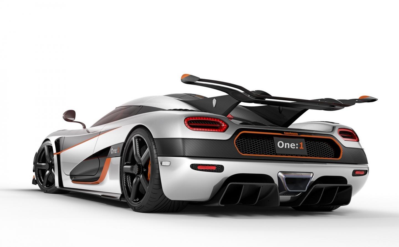 Koenigsegg One, the world's fastest car   amazing.zone