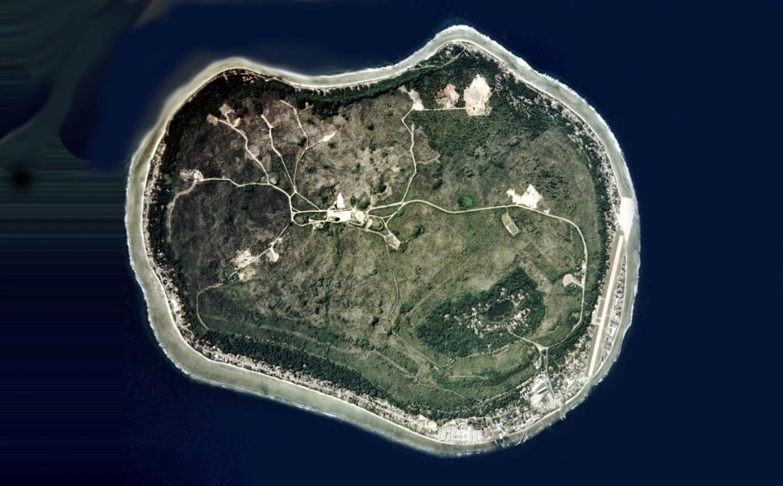Republic of Nauru: area, population, president, state symbols 43