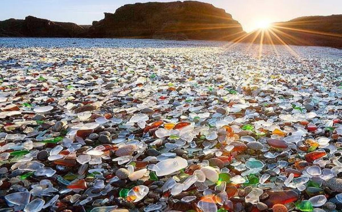 How To Get To Glass Beach Ca