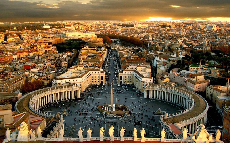 Ciudad del Vaticano, el país más pequeño del mundo   amazing.zone