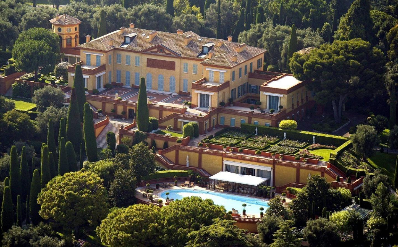 Villa Leopolda France