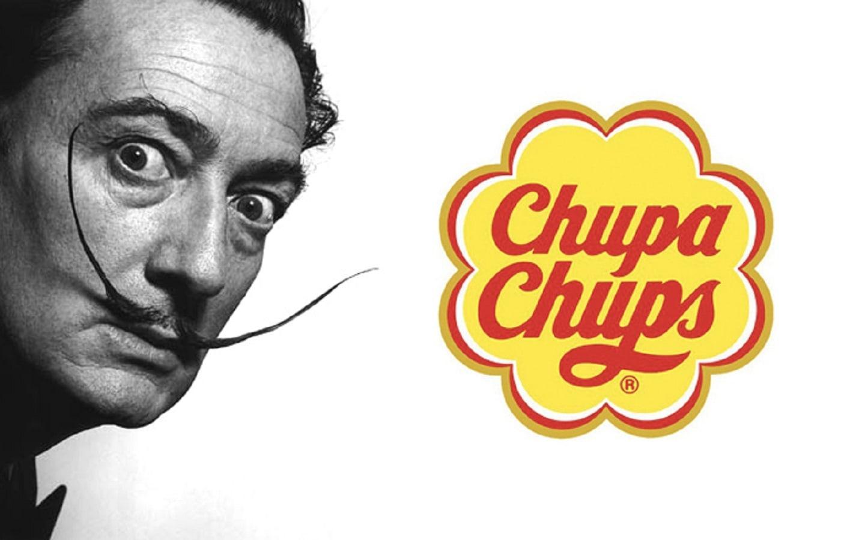 ダリの『Chupa Chups』のロゴの誕生・意味・変化を解説!