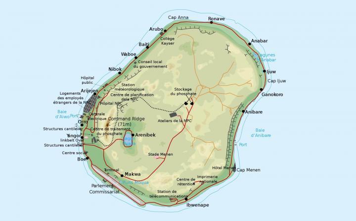 Nauru Nauru a country of fats and illiterates amazingzone